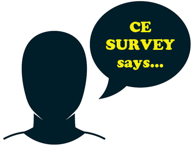 CE Survey illustration